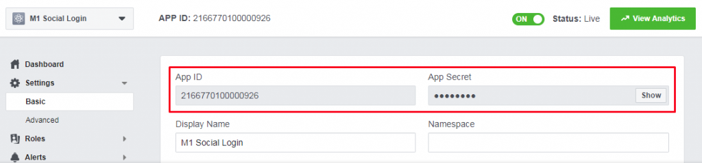 facebook setting 4
