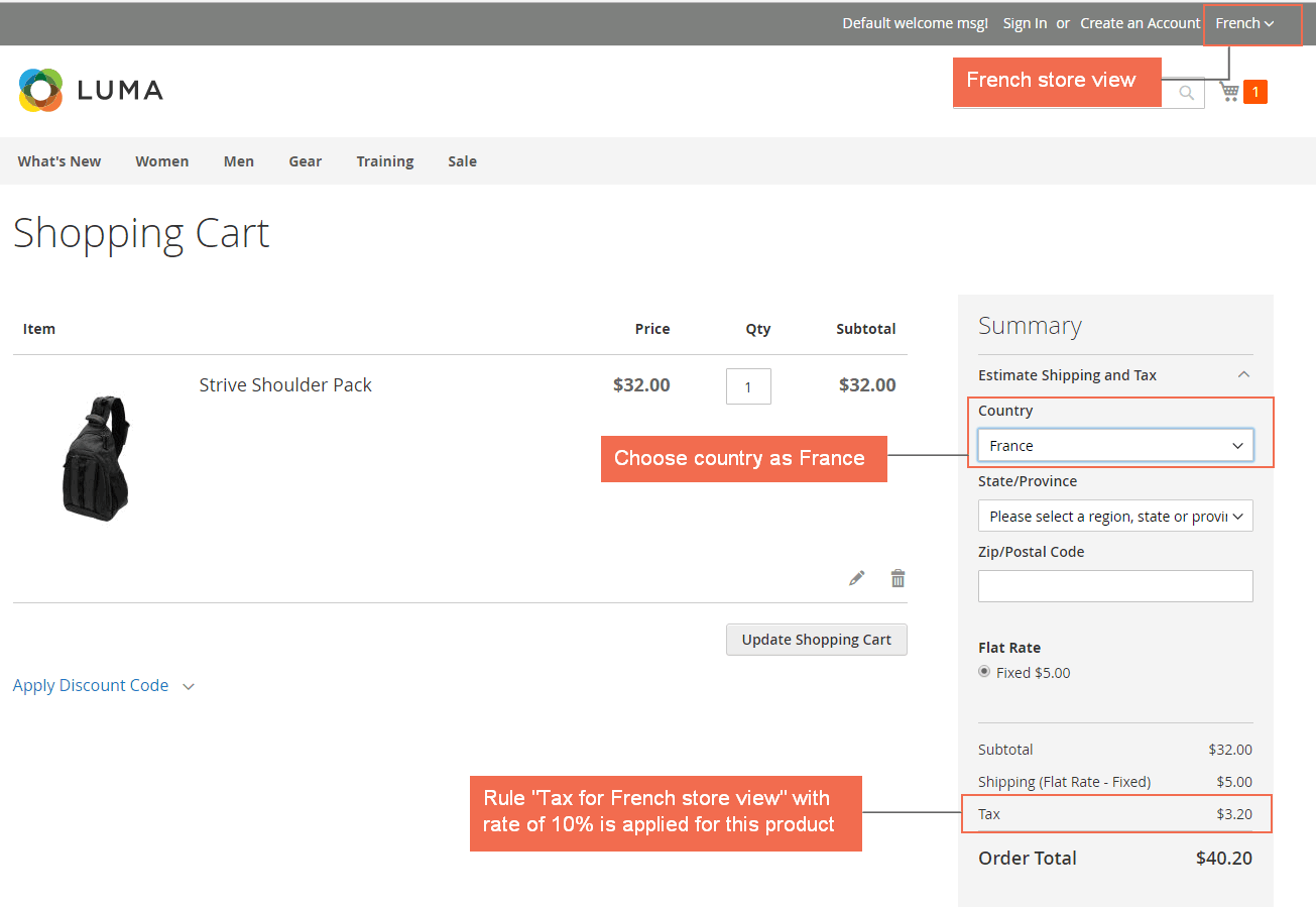 tax french-frontend