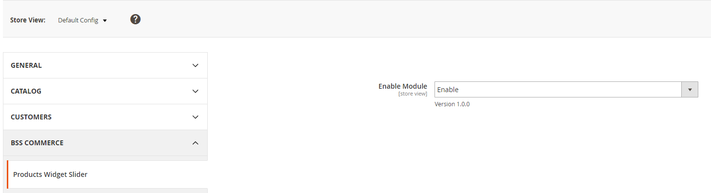 Enable Module to show off Most Viewed, Best Seller, OnSale Products in slides