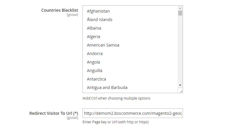 country blacklist