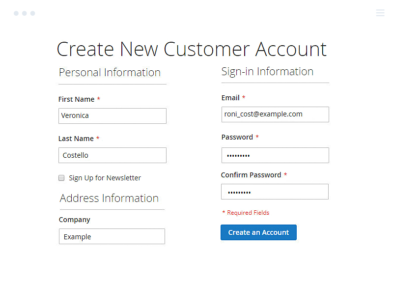 customer-sign-up-for-Magento-2-company-account