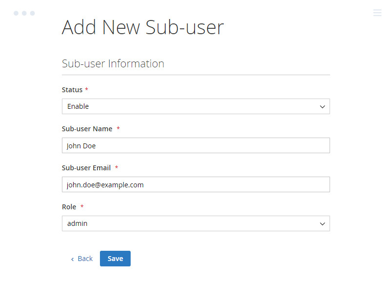 create-magento-2-company-account-sub-users