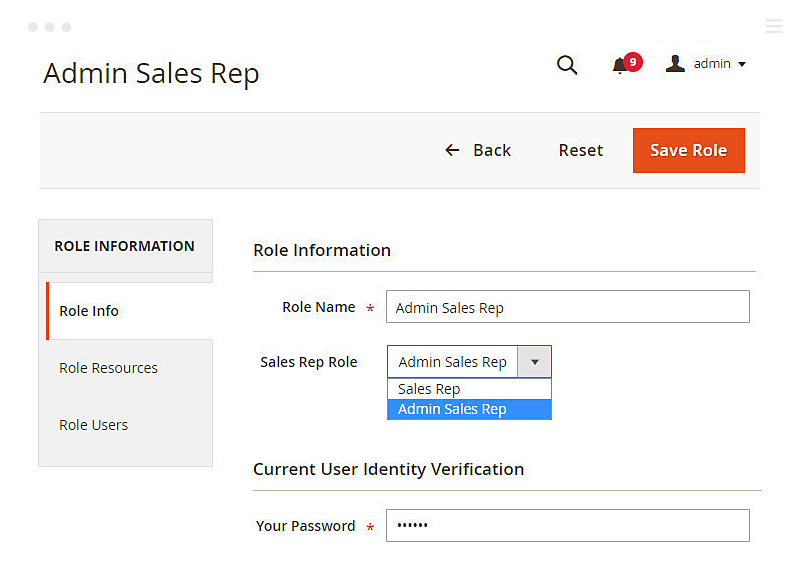 create_the_roles_of_admin_sales_rep